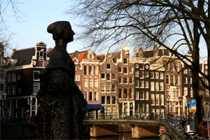 Image result for amsterdam anne frank